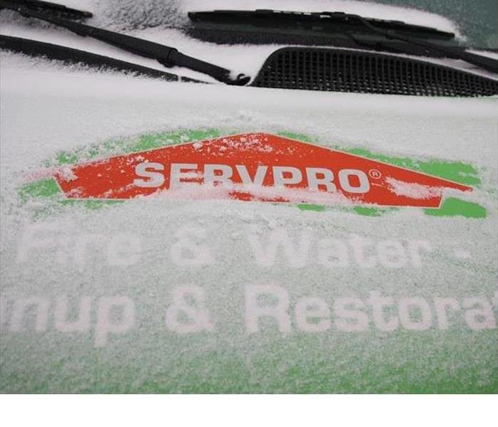 General For Immediate Service in The Upper Peninsula, Call SERVPRO