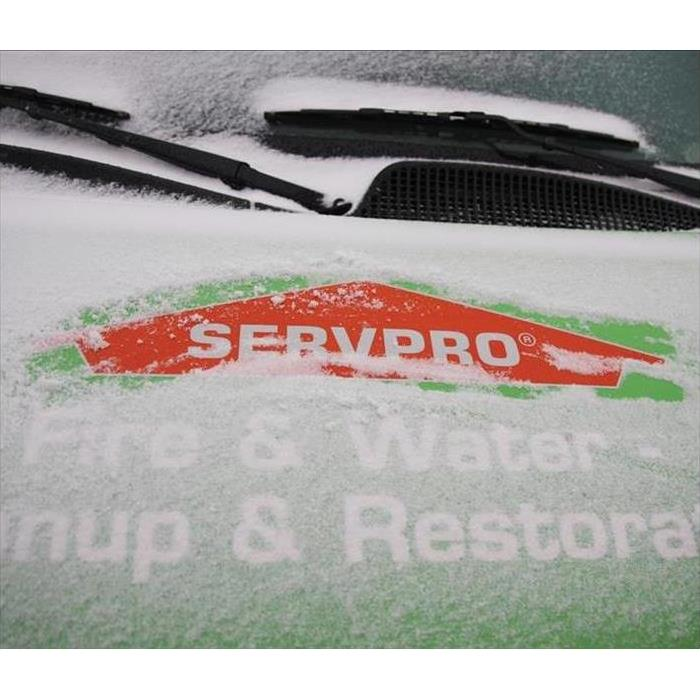 SERVPRO of The Upper Peninsula fleet vehicle